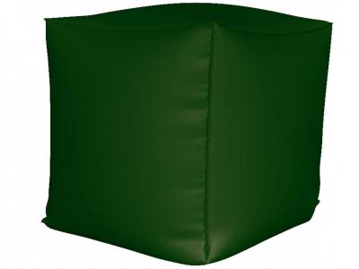 Пуфик Куб мини нейлон зеленый